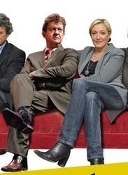 """Zoom sur une couverture de """"Marianne"""", journal """"""""""""républicain""""""""""""..."""