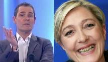 À gauche, Thierry Guillemot