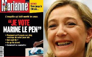 """Par """"J. D."""" (Jean Daniel ?), journaliste à Marianne"""