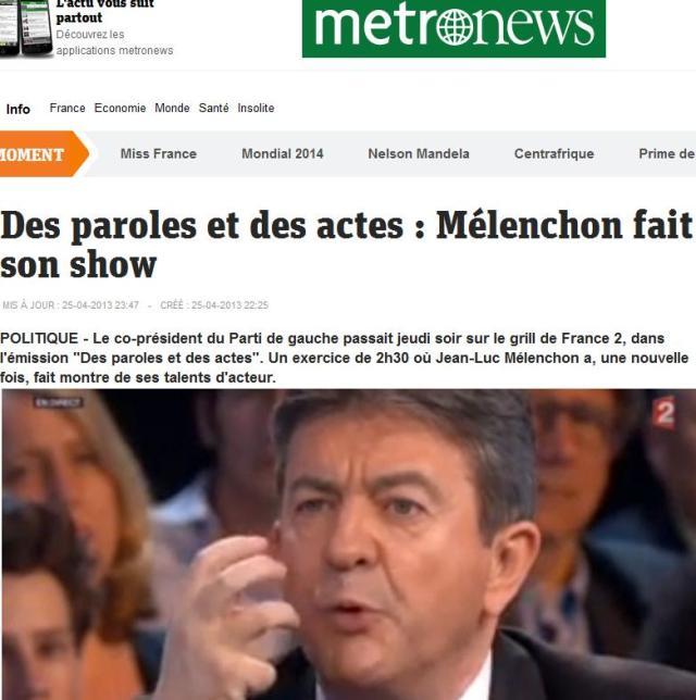 metroshow